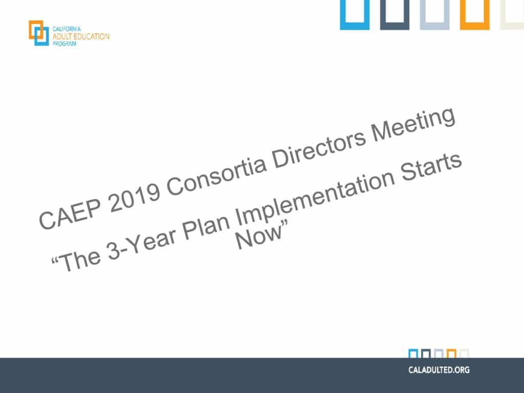 thumbnail of CAEP Office Update and 3-Year Plan Review